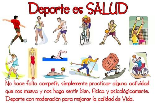 Resultado de imagen para actividad fisica y salud