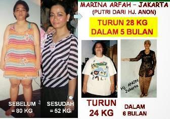 diet cepat menurunkan berat badan