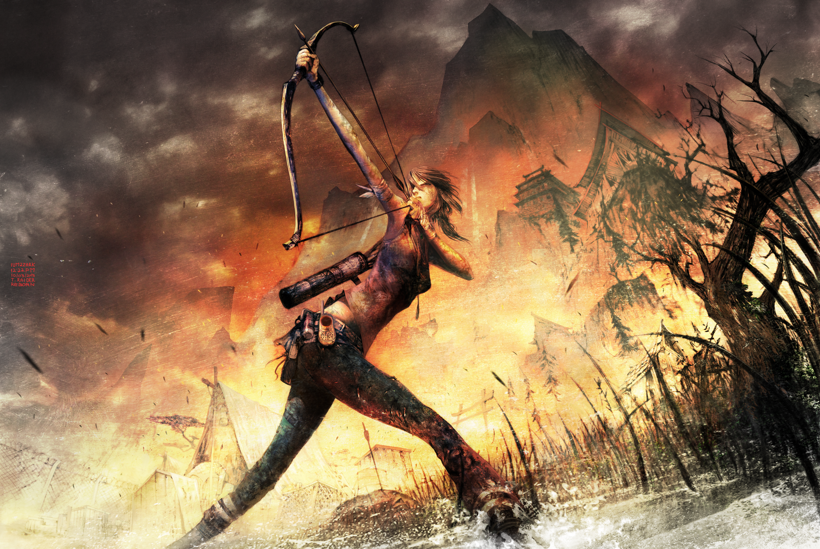 Tomb Raider Reborn Art Free HD Wallpapers for Desktop