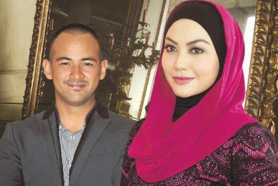 Sharnaaz Ahmad Dan Anis Al Idrus Putus Cinta
