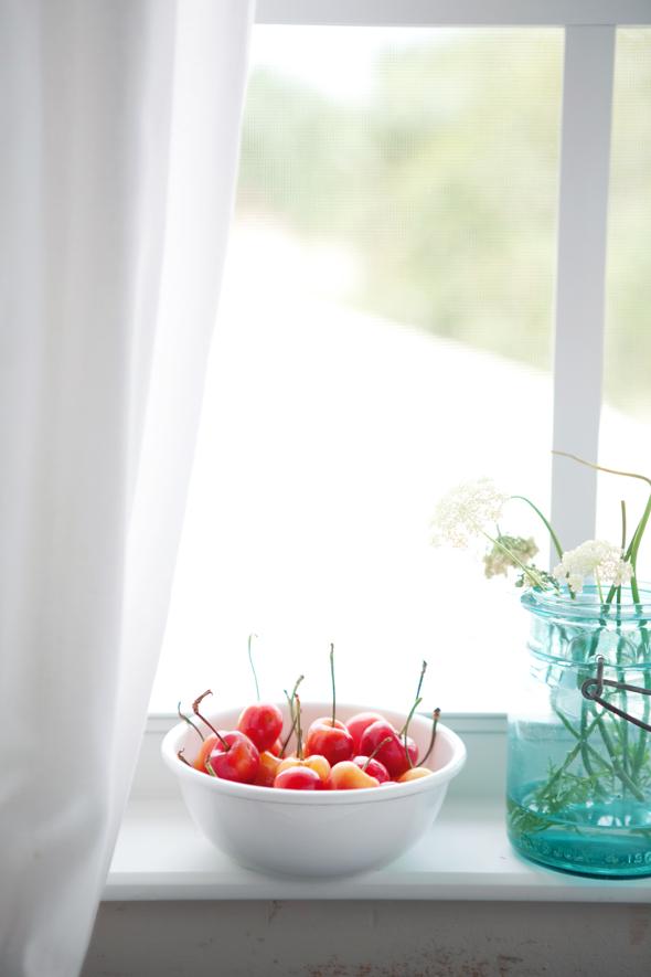 Idea, Cherries Window, Food Network/Trisha, Summer, Food Styling ...