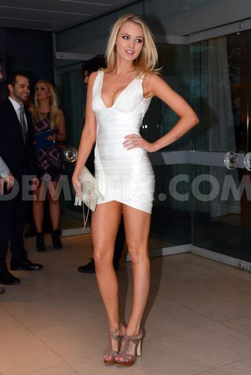 herve leger sightings ianthe rose cochranestack at the