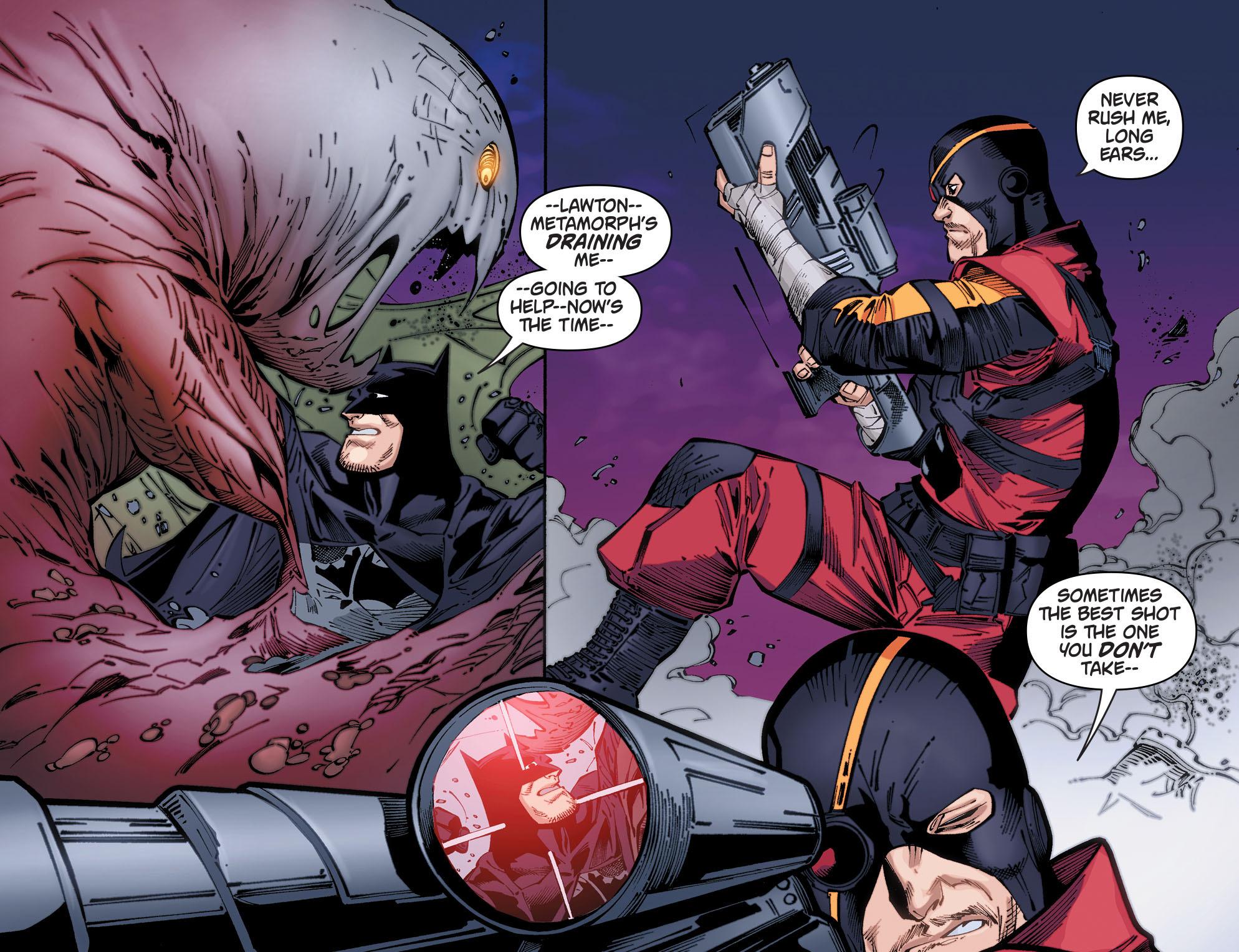 Batman: Arkham Knight [I] Issue #25 #27 - English 7