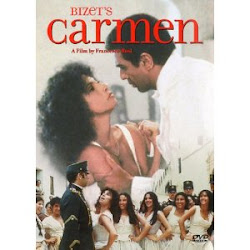 "Cartel de la pelcula ""pera Carmen"""