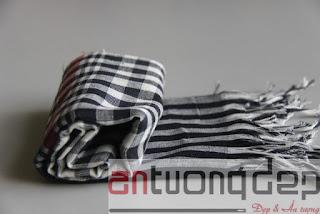 cho thuê khăn rằn nam bộ