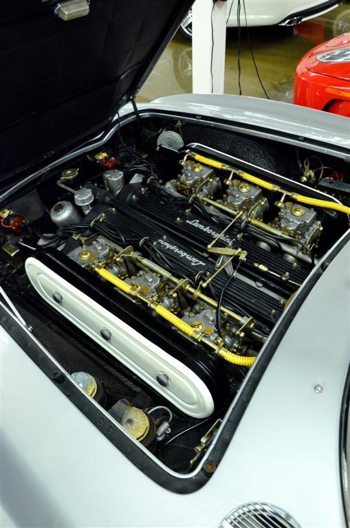 Classic car: 1964 Lamborghini 350GT