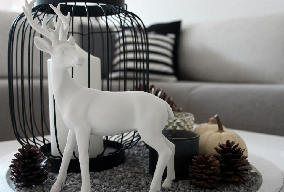 raumunikat herbstdekoration. Black Bedroom Furniture Sets. Home Design Ideas