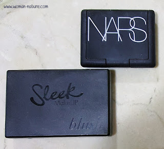 Nars vs. Sleek