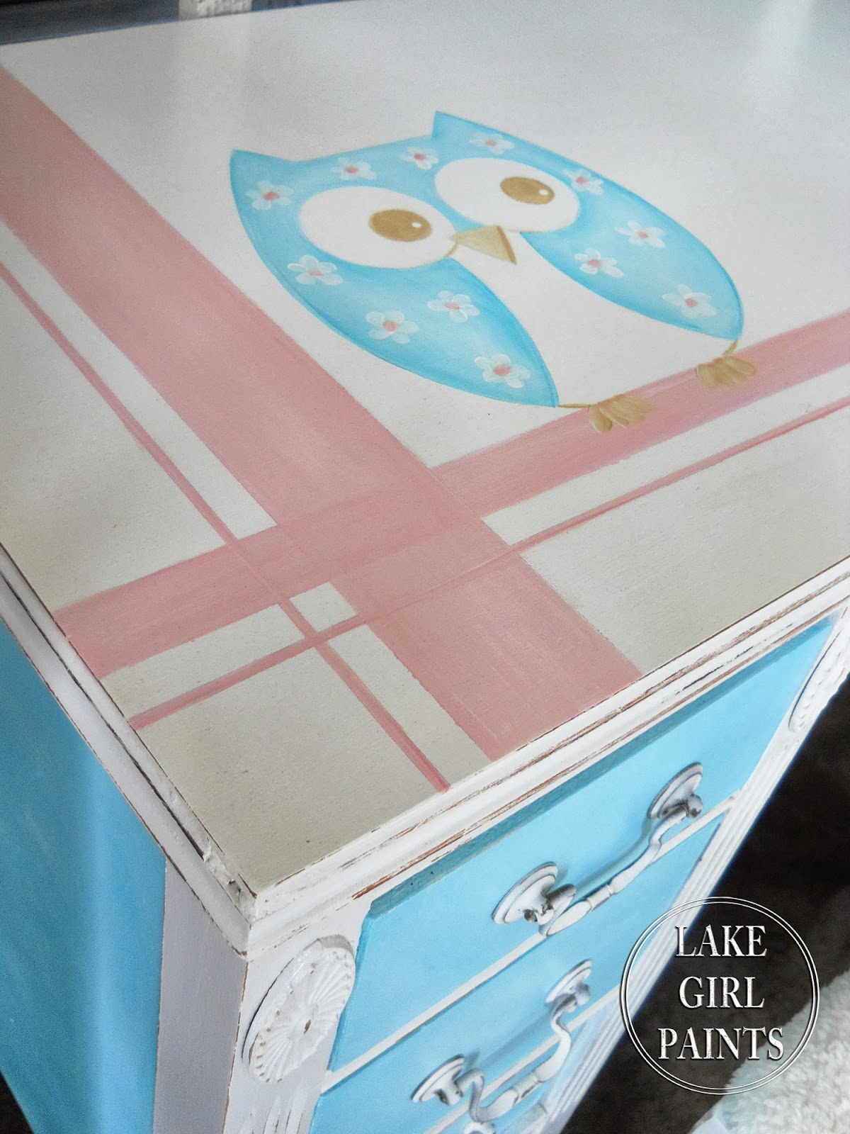 Lake Girl Paints Girls Painted Bedroom Furniture - Girls-bedroom-sets-painting