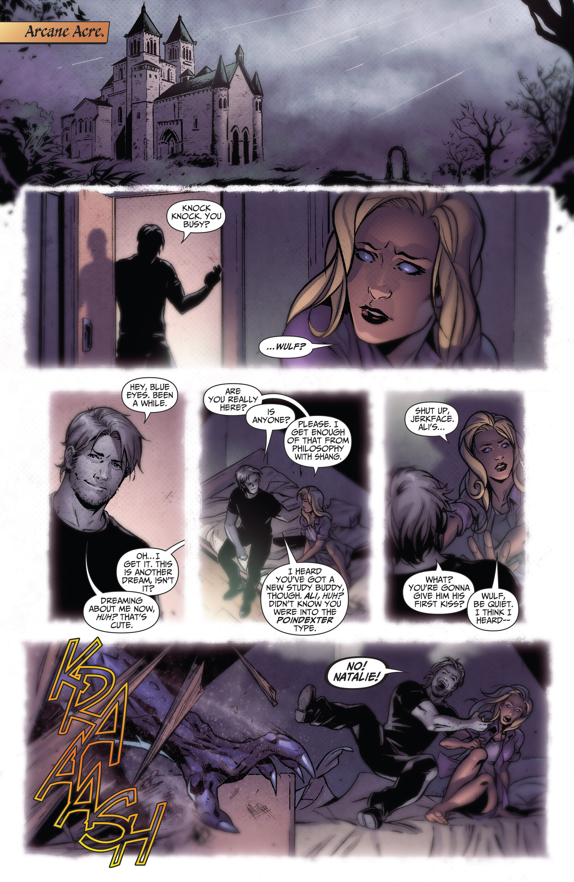 Grimm Fairy Tales (2005) Issue #109 #112 - English 3