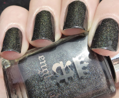 Bridal Veil, a-england the legend, swatch