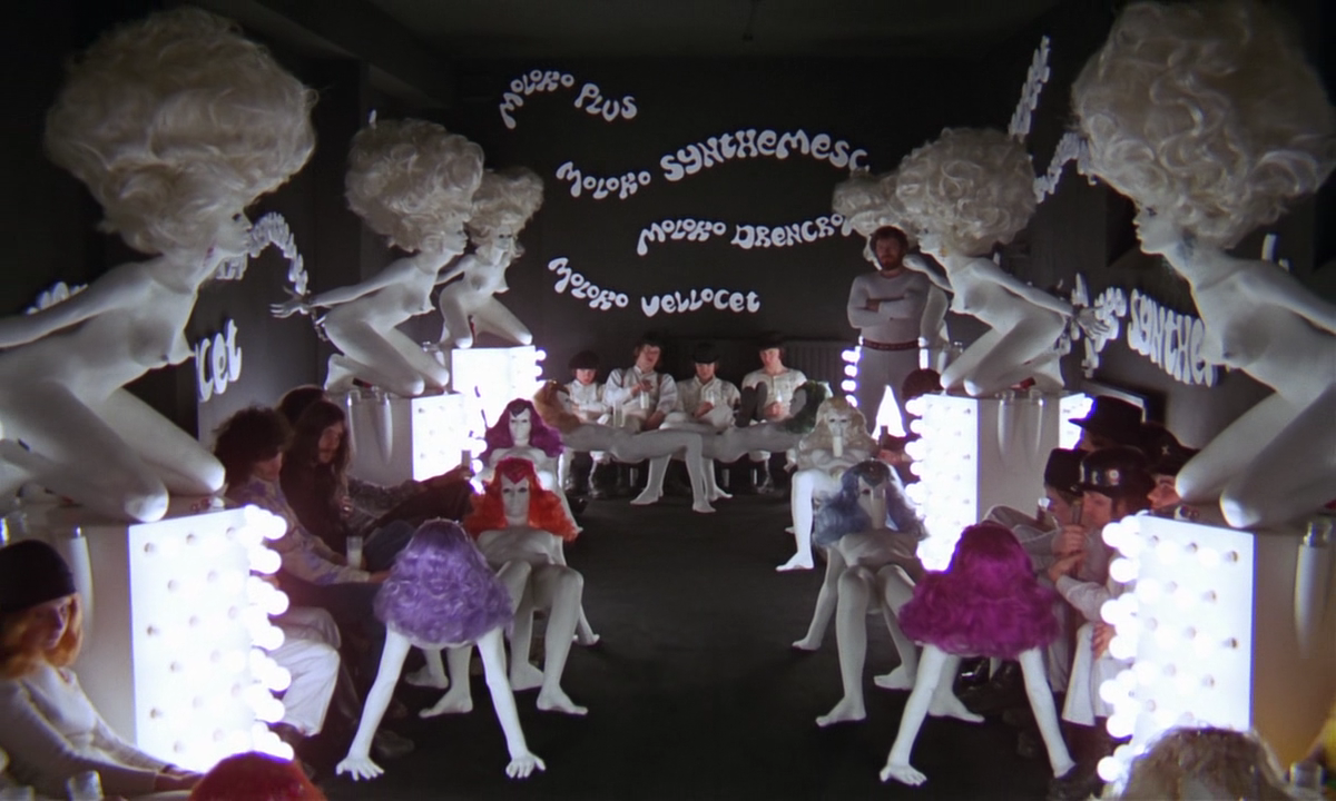 a clockwork orange cinematography The following analysis reveals a comprehensive look at the storyform for a clockwork orange unlike most of the analysis found here—which simply lists the unique.