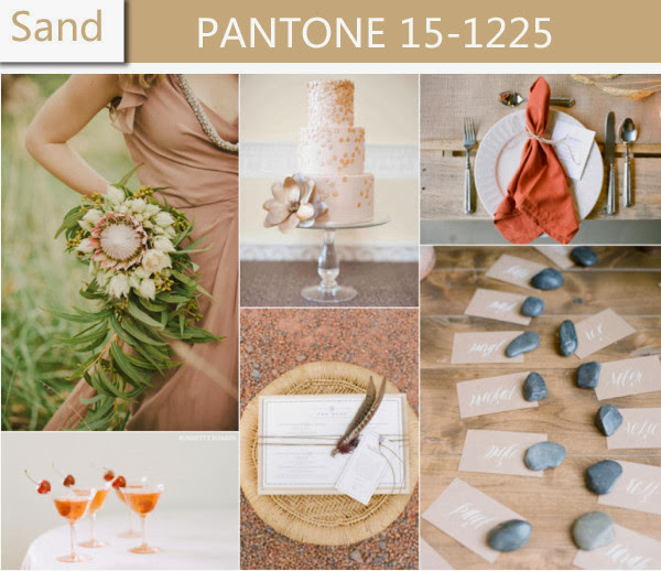 Wedding Trends For 2014: Lazy Blogger: Pantone Color 2014 : Freesia, Sand & Violet
