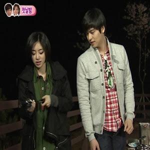 Eunjung dan Lee Jang Woo adalah Pasangan Pencemburu
