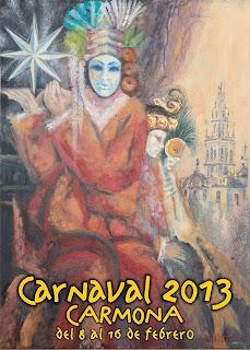 Carnaval Carmona 2013 - Mª Carmen Motes Rojano