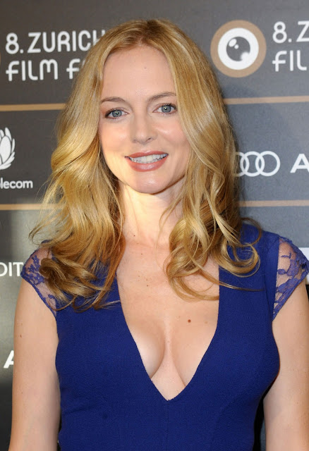Heather Graham Height, Weight And Body Measurements