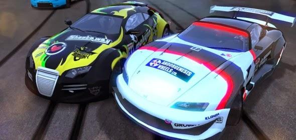 Novo game da série Ridge Racer