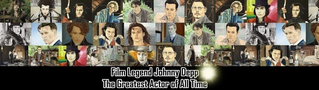 Film Legend Johnny Depp