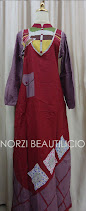 NJJ0051 UNIQUE JUBAH