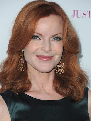 Marcia Cross Dangling Gemstone Earrings