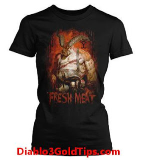 Check Out Diablo 3 Clothing