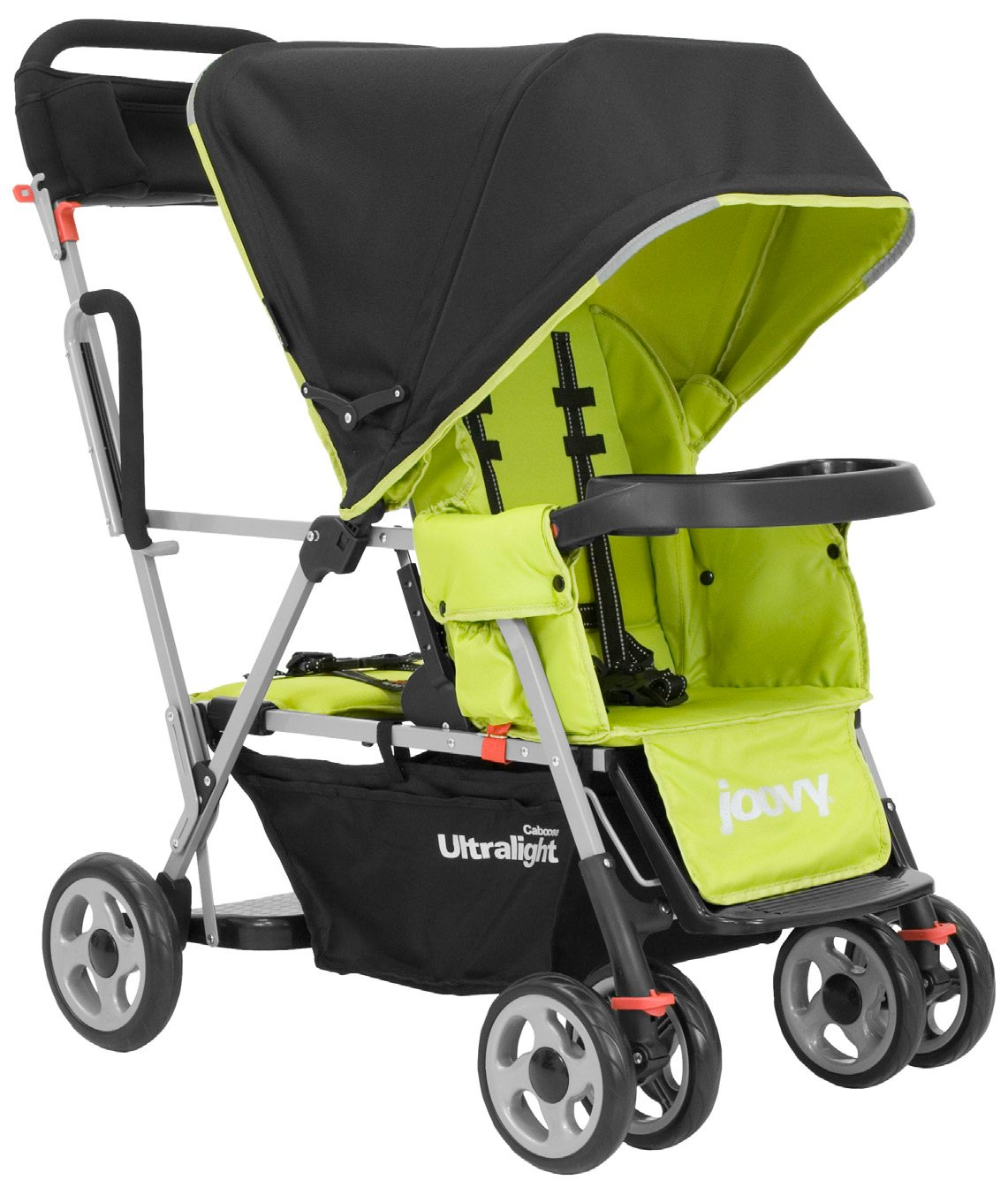 mckinney mommas a double stroller that works joovy caboose ultralight stand on tandem. Black Bedroom Furniture Sets. Home Design Ideas