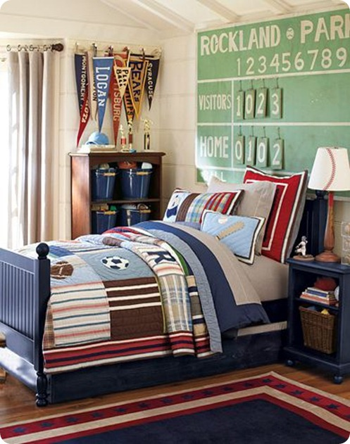 sports themed bedroom ideas these ideas will guide you on which one is appropriate for your - Sports Bedroom Decorating Ideas