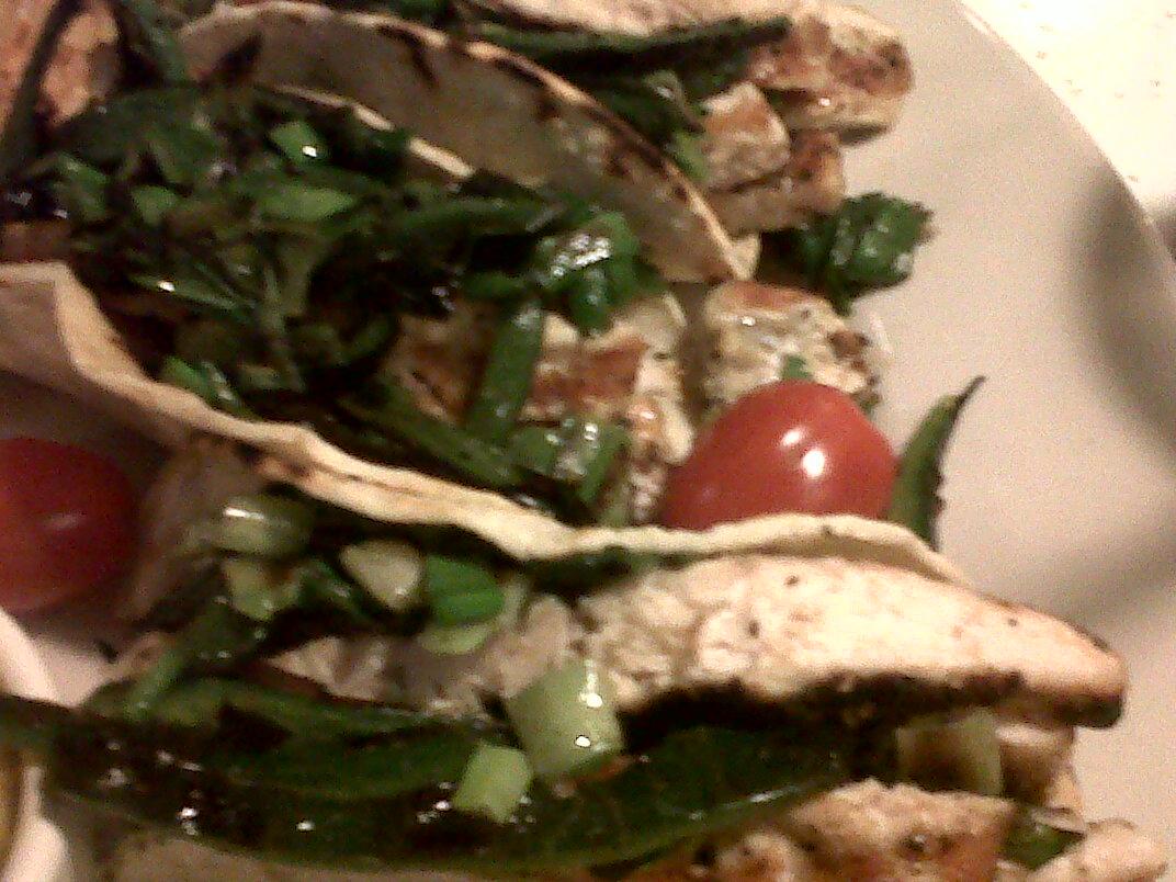 Gluten Free in San Antonio: Pam\'s Patio Kitchen