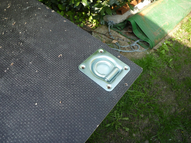 galvanized lashing point bought in bulk from Ebay