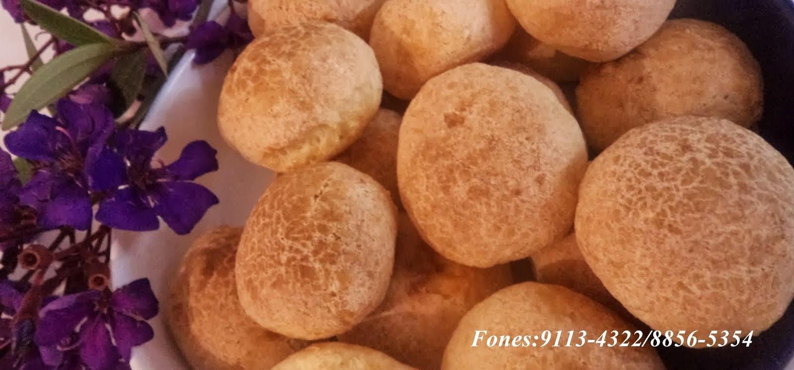Pão de Queijo Caseiro TRADICIONAL