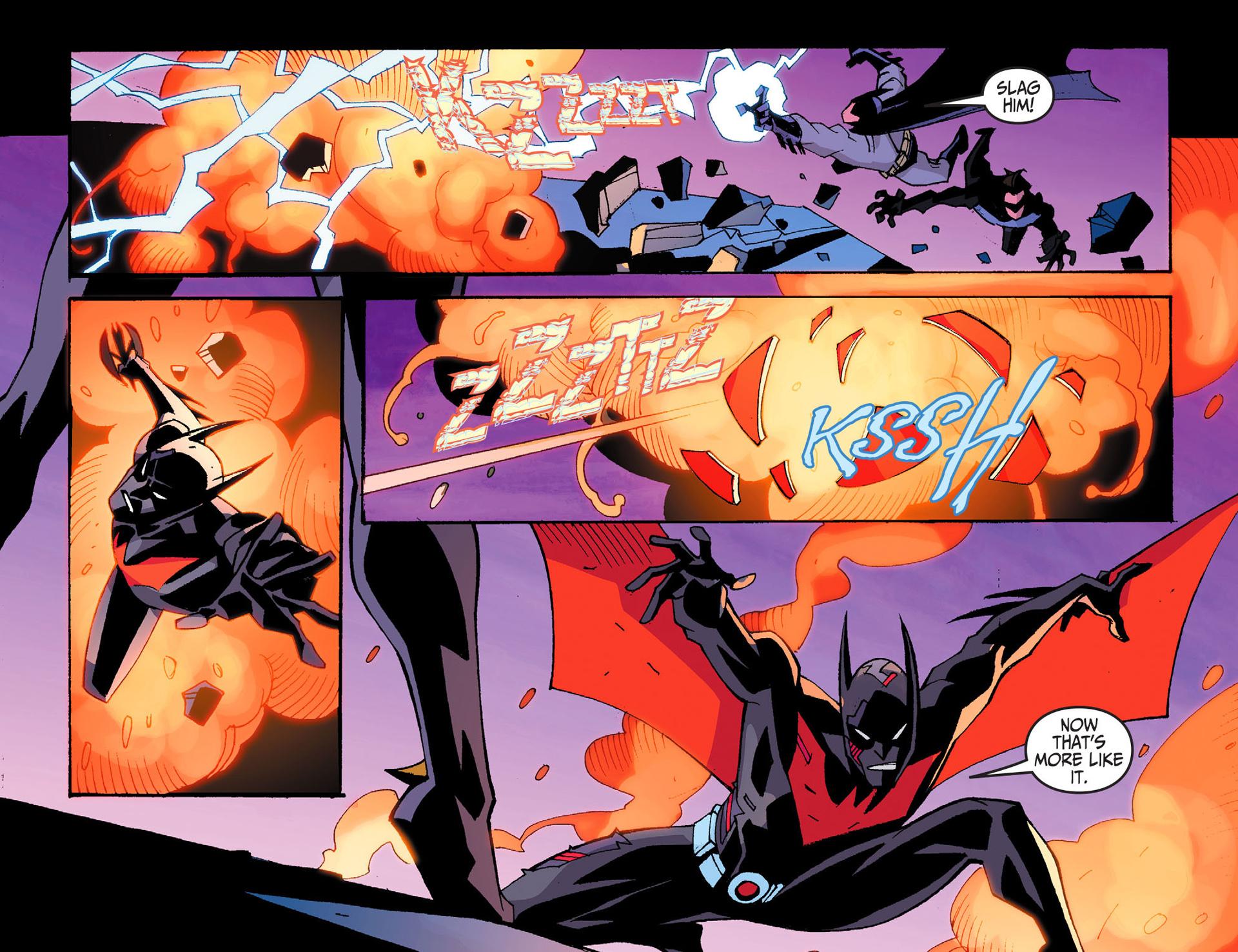 Batman Beyond 2.0 Issue #5 #5 - English 8