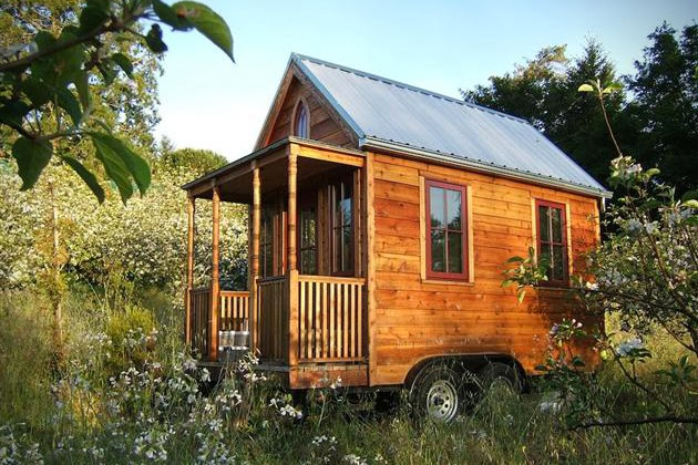 Hi the most beautiful tiny houses in the world - Small beautiful houses ...