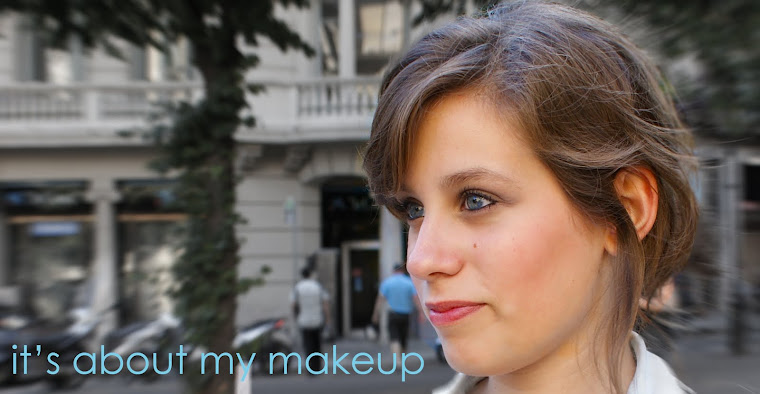 It's about my Make-up