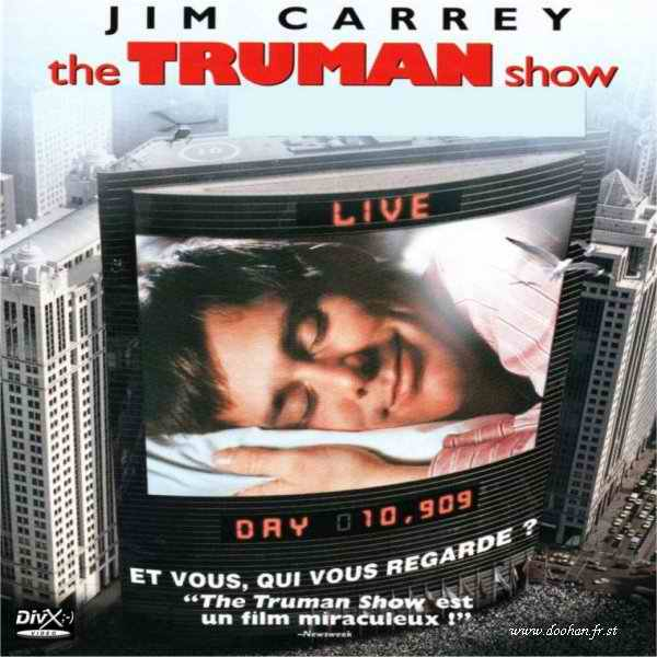 The Truman Show -Jim Carrey (película)