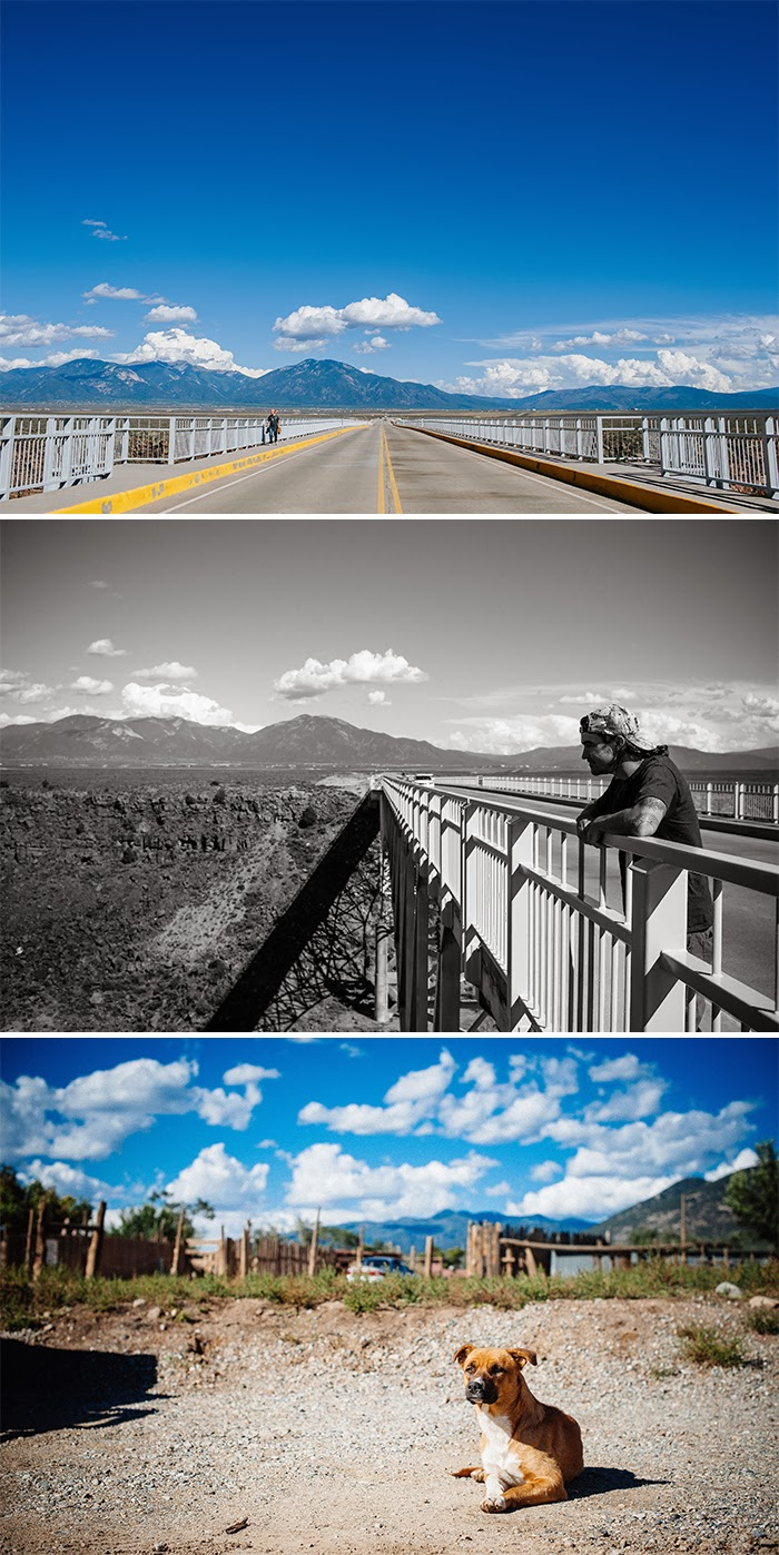 Taos Rio Grande Gorge Bridge