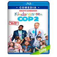Un detective en el kinder 2 (2016) BRRip 720p Audio Dual Latino-Ingles