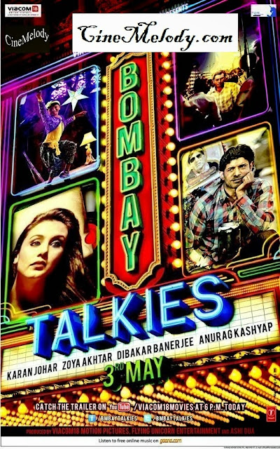 Bombay Talkies  Hindi Mp3 Songs Free  Download  2013