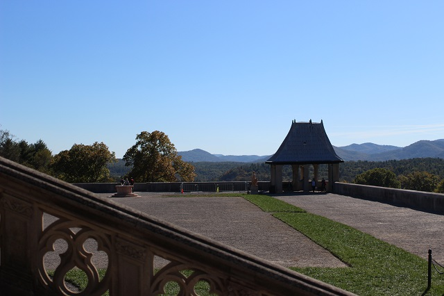 The Biltmore Estate, Asheville NC