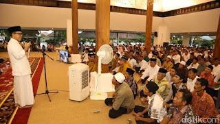 Insentif ketua RT/RW di Banyuwangi naik 100% jadi 1,2 juta per tahun.