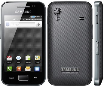 Samsung Galaxy Ace GT-S5830 User Manual