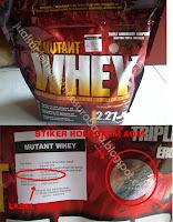 mutant whey 5 lbs