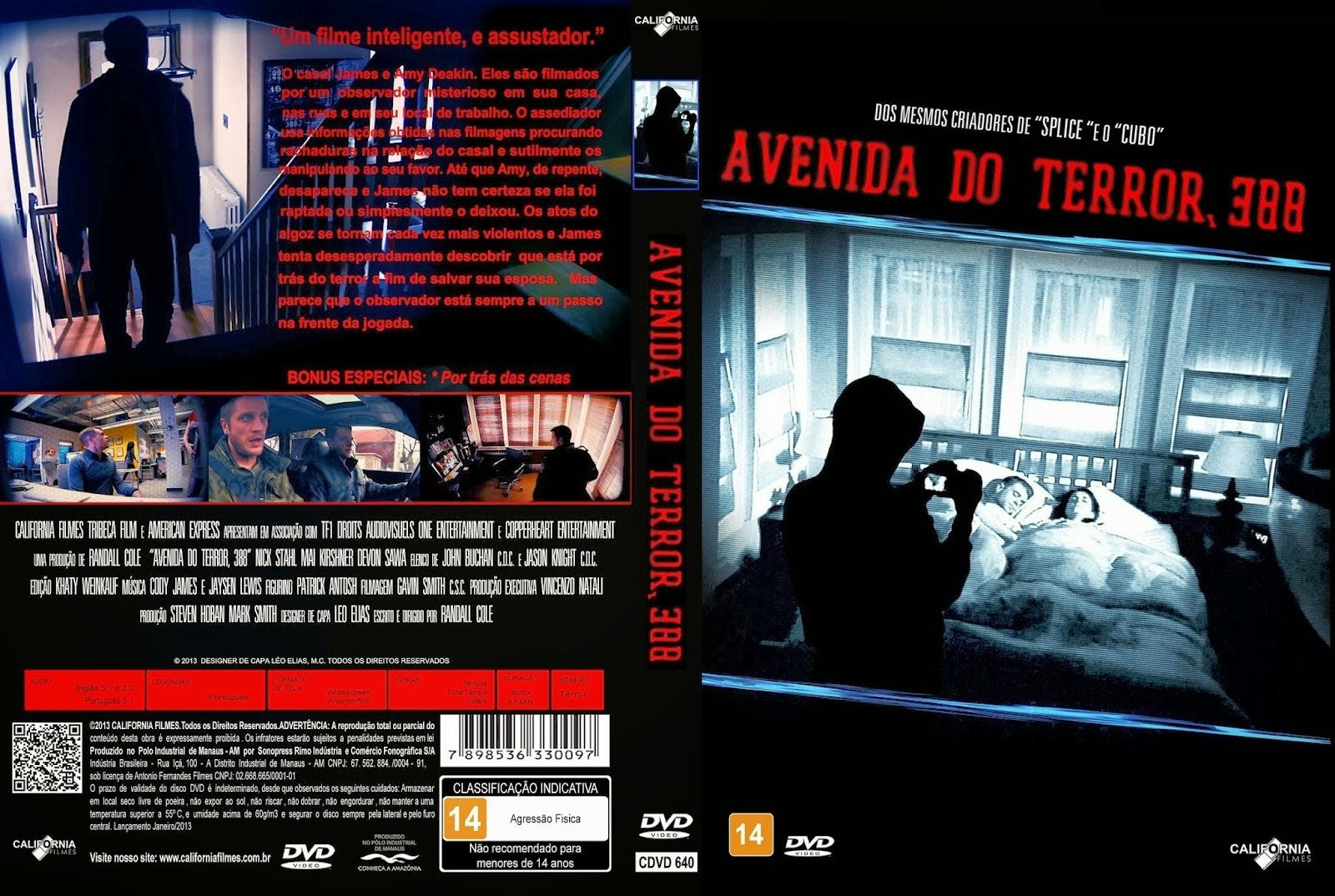 Filme O Dia Do Terror regarding capas filmes terror