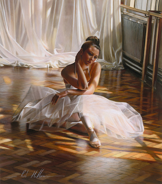 Realistic Oil Paintings by Rob Hefferan