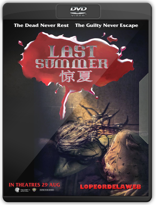 Last Summer|2013|DVDRip|Tailandia|Horror