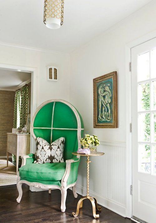 color code decorating with kelly green every bit lovely On kelly green decor
