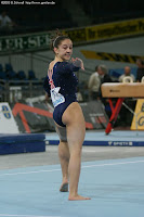 women gymnastics calves