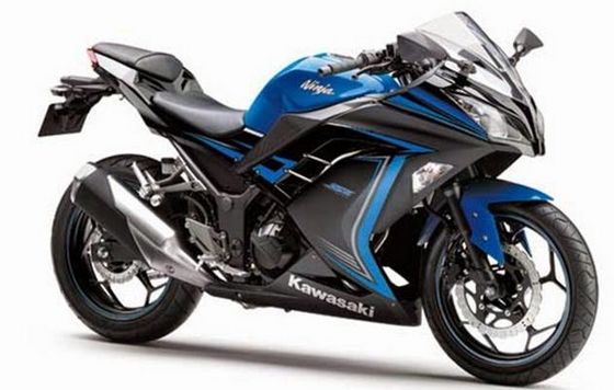 Kawasaki Ninja 250sl Mono 2014