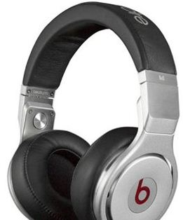 Music Gadget of the Year Monster Beats by Dr. Dre Pro Studio