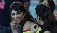 Shruthi, Haasan, @, CCL, Match