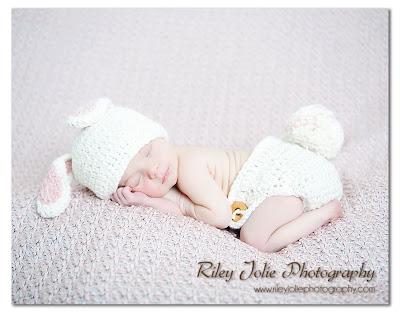 Crochet bunny hat pdf 2